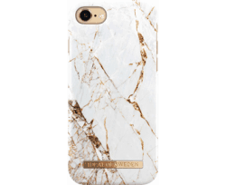 iDeal of Sweden Fashion iPhone 7/8 Carrara Gold