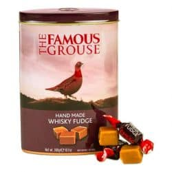 Fudge Famous Grouse Whiskey - 300 gram